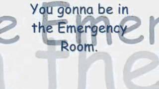 Emergency Room by Rihanna ~Lyrics.