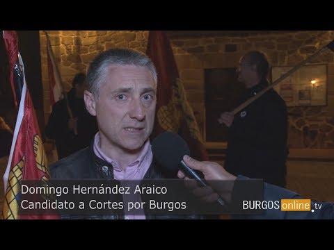NOTICIA | BURGOS EN MARCHA comienza la campaña electoral en Villasur de Herreros - Burgos Online TV