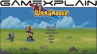 Wargroove - Game & Watch (Map, Campaign, & Scenario Creator Preview)