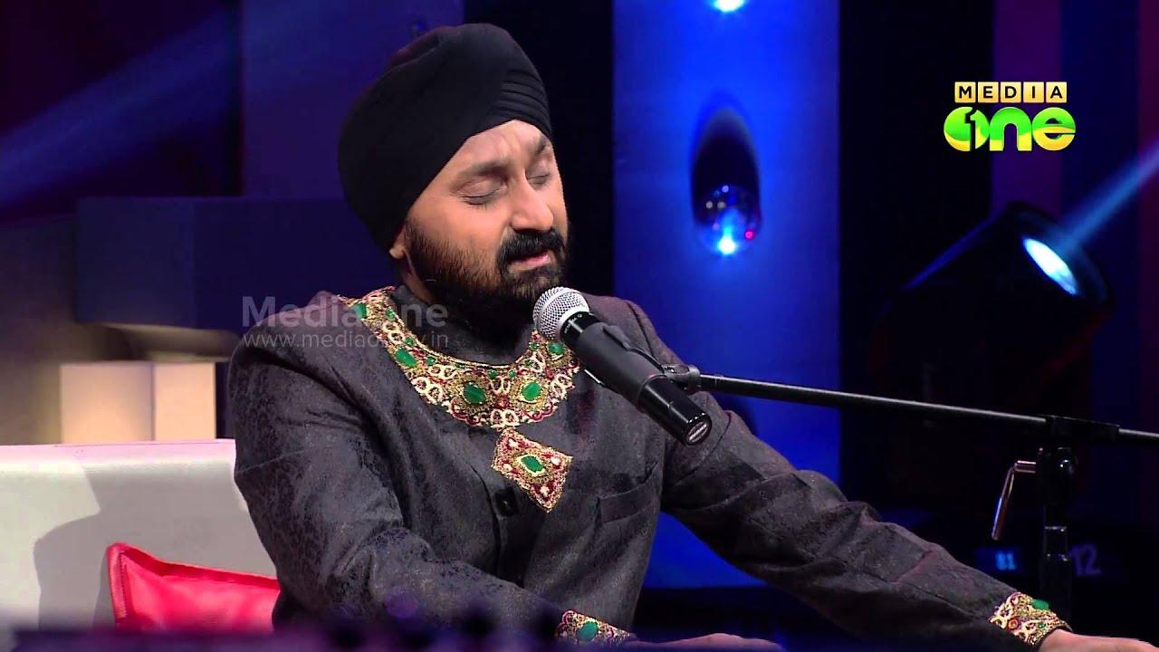 ek jane ghazal k sadqe main live Jaswinder Singh