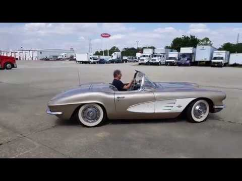 Video of '61 Corvette - LNXT