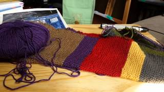 Video blog 4th doctors Scarf