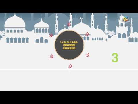 5 Passi per diventare Musulmano