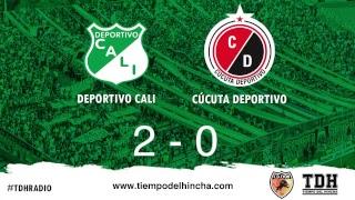 #EnVivo Deportivo Cali Vs Cúcuta Deportivo