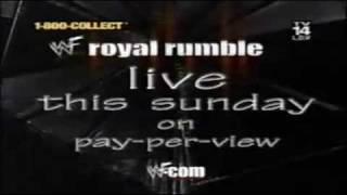 Trailer of WWE Royal Rumble 2000 (2000)