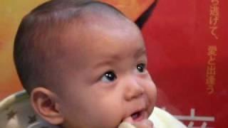 赤ちゃん18メイクばっちりお母さんと