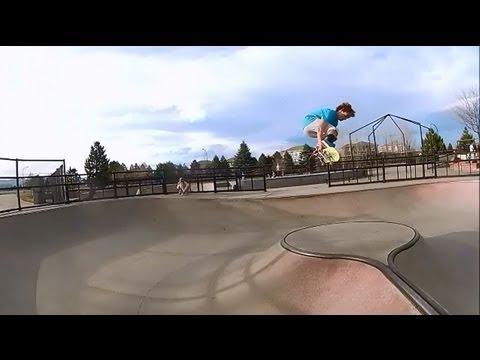 Redstone Skatepark Movie