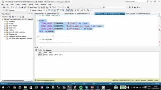SQL 2016:JSON