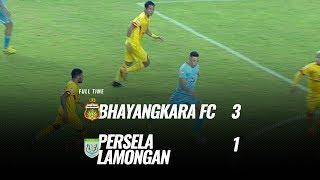 [Pekan Tunda] Cuplikan Pertandingan Bhayangkara FC vs Persela Lamongan, 26 Juni 2019