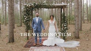 Wedding Beneath The Pines | Burlap And Bells