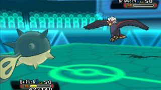 Pokémon Wi-Fi Battle #641 (Killer Nacho vs Sharpedo43) [Rarelyused]
