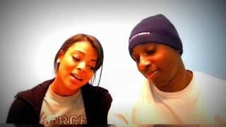 Chris Brown feat Sevyn - Touch Me (Like U Touch Urself) Cover