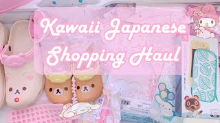 Kawaii Japanese Shopping Haul