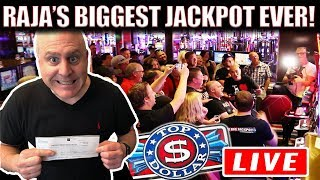 RAJA WINS $100,00! 💥BIGGEST JACKPOT ON YOUTUBE! 💥The Big Jackpot