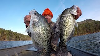 Crappie Fishing - First SLABS Of 2018