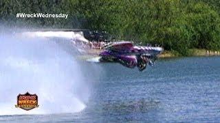 Drag Boat Crash Compilation  WW 59