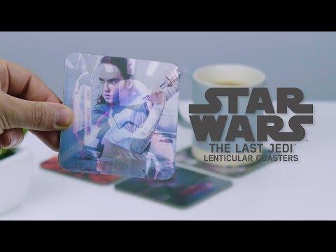 Podstawki 3D Star Wars
