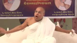 Jain pravachan - Mahabodhivijayji Pravachan on Seven Wonders Of Jinshasan