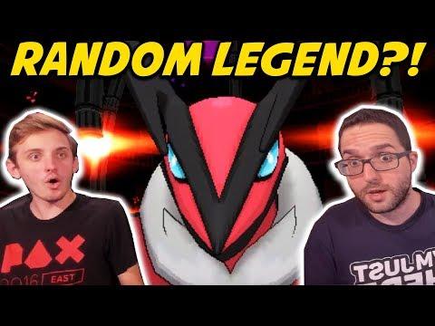 RANDOMIZED LEGENDARIES! | Pokemon X & Y Randomizer Egglocke Co-Op Part 30