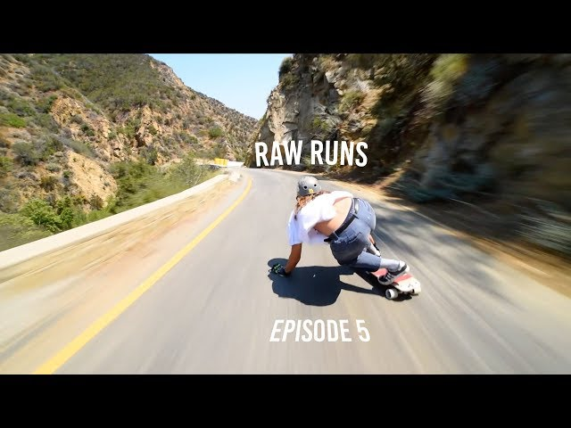 Raw Runs Episode 5: Fischer at the Fish
