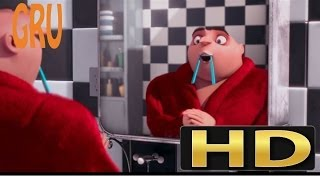 DESPICABLE ME 2 :Gru In Love Mood HD