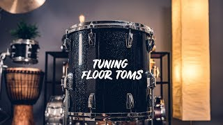 Ep. 16 How To Tune A Floor Tom