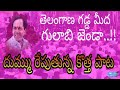 Narsampet Gadda meeda gulabi jenda song by subhan video download