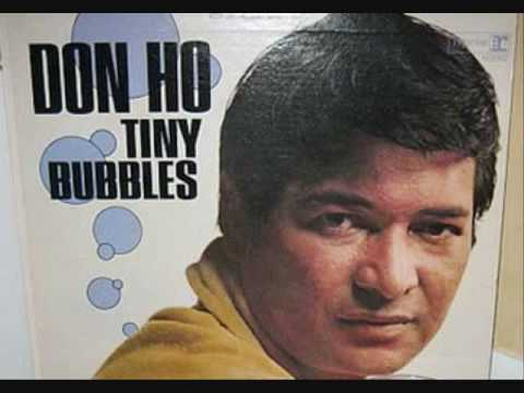 Tiny Bubbles (1966) (Song) by Don Ho
