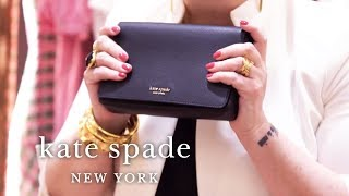 New Wallets For Fall: Sylvia Chain, Wristlets & More! | Talking Shop | Kate Spade New York