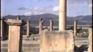 preview picture of video '♫ 家路Dvorak New World 2ne mov. 世界最大のローマ ティムガッド遺跡 アルジェリア'
