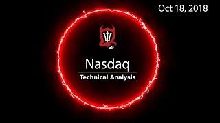 Nasdaq Technical Analysis (NQ) : Got Road Map..?  [10.18.2018]
