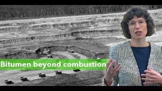 """Is """"bitumen beyond combustion"""" the future of the oil sands? Should Alberta fund the research?"""