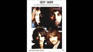 Sexy Sadie -The Beatles - Fausto Ramos