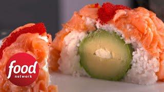"Halloween Sushi Brain: A ""No-Brainer"" Appetizer!"