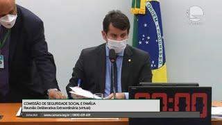 SEGURIDADE SOCIAL E FAMÍLIA - Discussão e Votação de Proposições - 23/06/2021 09:30