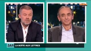 Michel Onfray Et Natacha Polony  Zemmour Et Naulleau 20 Février 2019 HD