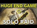 Download Video Huge Solo End Game Rust Rocket Raid - Rust Solo Survival Gameplay