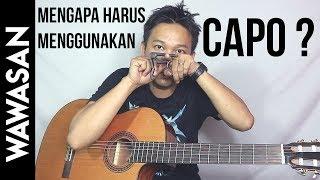Alasan Main Gitar Menggunakan Capo