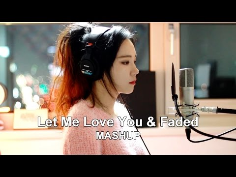 Download Let Me Love You & Faded ( MASHUP cover by J.Fla ) HD Mp4 3GP Video and MP3