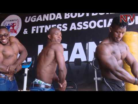 100 body builders to battle for 2018 Mr. Uganda title