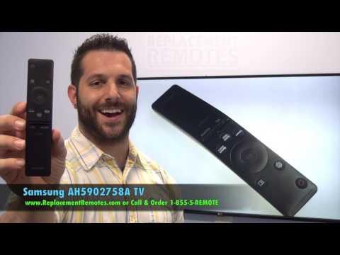 SAMSUNG AH5902758A Sound Bar System Remote Control