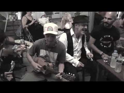 Locomondo jamming with Manu Chao and Tonino Carotone - La Mulata - 2017