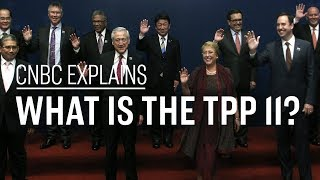What is the TPP 11? | CNBC Explains
