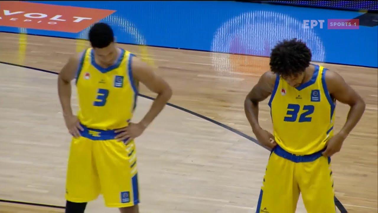 Basket League: Περιστέρι – Κολοσσός | 24/10/2020 | ΕΡΤ