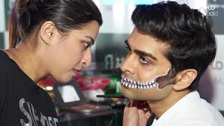 Halloween make up | Video Shoot & Edited by Sunny Rajwal