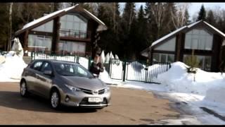 Наши тесты - Toyota Auris