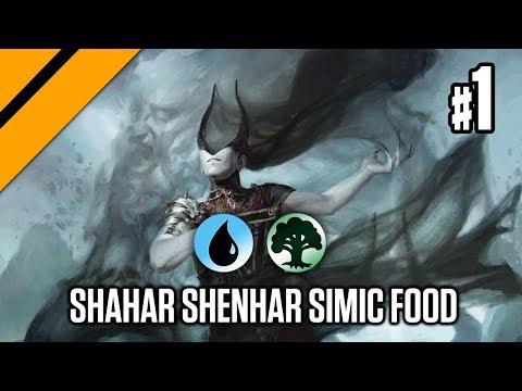 Bo3 Constructed - Shahar Shenhar Simic Food P1