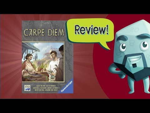 Carpe Diem Review - with Zee Garcia
