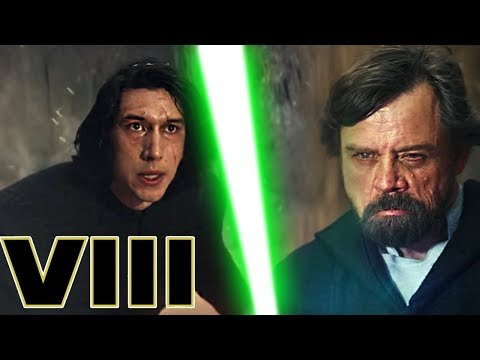ORIGINAL Luke VS Kylo Ren Fight Scene We ALMOST Got - Star Wars The Last Jedi Explained