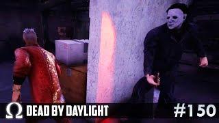 THE SNEAKIEST MICHAEL MYERS!   Dead by Daylight DBD #150 The Shape / Trapper